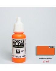 ORANGE FLUO acrilic (17 ml)