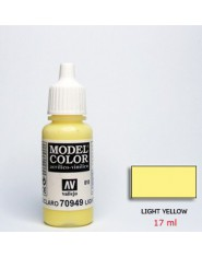LIGHT YELLOW acrilic (17 ml)
