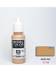 BEIGE RED acrilic (17 ml)