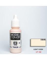 LIGHT FLESH acrilic (17 ml)