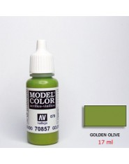 GOLDEN OLIVE acrilic (17 ml)