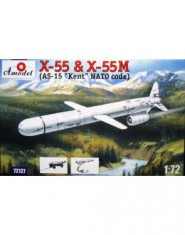 X55 & X55M (AS-15 ,,Kent,, NATO code)
