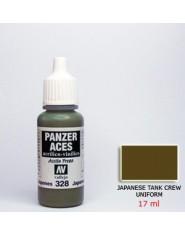 JAPANESE TANK CREW UNIFORM acrilic (17 ml)