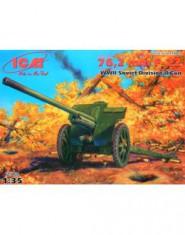76,2 mm F-22, WWII Soviet Divisional Gun