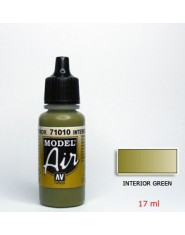 INTERIOR GREEN acrilic (17 ml)
