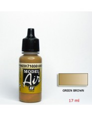 GREEN BROWN acrilic (17 ml)