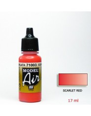 SCARLET RED acrilic (17 ml)