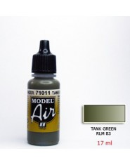 TANK GREEN acrilic (17 ml.)