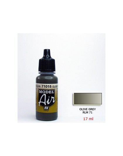 OLIVE GREY acrilic (17 ml)