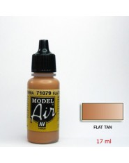FLAT TAN acrilic (17 ml)