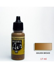 GOLDEN BROWN acrilic (17 ml.)
