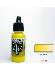 YELLOW acrilic (17 ml)