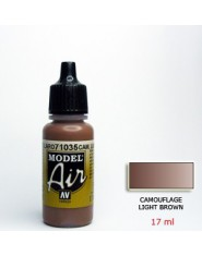 CAMOUFLAGE LIGHT BROWN acrilic (17 ml.)