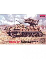 (8cm) Raketen-Vielfachwerferauf Panzerwerfer 42