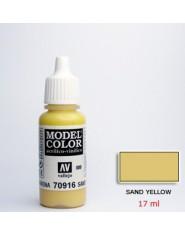 SAND YELLOW acrilic (17 ml)
