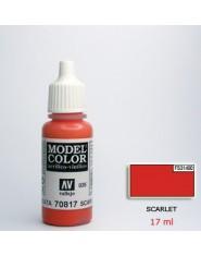 SCARLET acrlilic (17 ml)