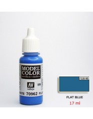 FLAT BLUE acrilic (17 ml)