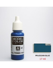 PRUSSIAN BLUE acrilic (17 ml)
