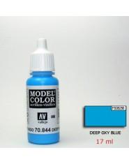 DEEP SKY BLUE acrilic (17 ml)