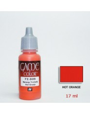 HOT ORANGE acrilic (17 ml)