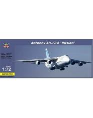 Antonov AN-124 ,,RUSLAN,,