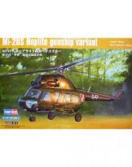 Mi-2US Hoplite gunship varian