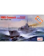 HMS COSSACK, Tribal class