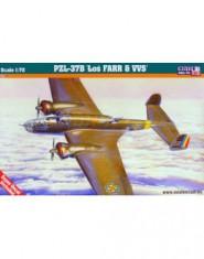 PZL P-37 B FARR - VVS