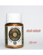 METALLIC PIGMENT-OLD GOLD (35 ml)