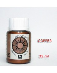 METALLIC PIGMENT-COPPER (35 ml)