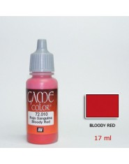BLOODY RED acrilic (17 ml.)