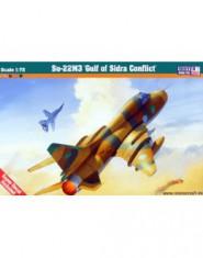 SU-22M3 Gule of Sidra Conflict
