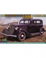 Soviet Staf Car ,,EMKA,, (GAZ-M1)