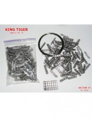 KING TIGER (late)E50.75 (senila metal)