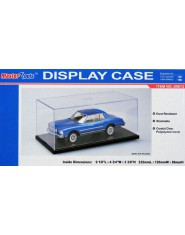 Plastic Transparent Case for 1/24 car - 120x232x86mm