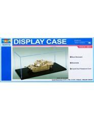 Plastic transparent case 210x100x80mm