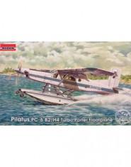 Pilatus PC-6 B2 H4 Turbo Porter Floatplane