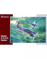 Nakajima Ki-43-III Ko Hayabusa ,,Ultimate Oscar,,