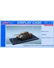 Plastic transparent case 325x165x125mm