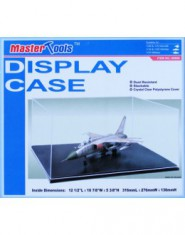 QM Plastic Transparent Case - 316x276x136mm