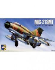MiG-21SMT Soviet multipurpose fighter