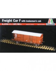 Freight Car F