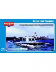 German explosive sprengboot ,,Tornado,,