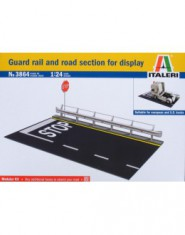Guard Rail & Road Section for display