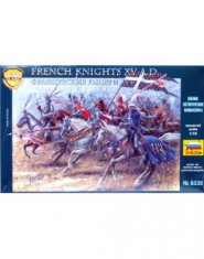 FRENCH KNIGHTS XV AD