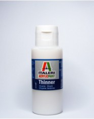 Thinner 60ml for Italeri acrylic paints