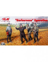 ,,Barbarossa,, Operation, June 22, 1941