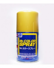 DARK YELLOW Mr,Color Spray (100ml)