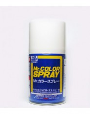 FLAT WHITE Mr.Color Spray (100ml)