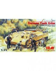 German tank crew, 1943-1945